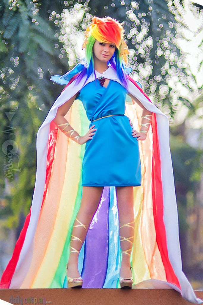 Pin By Mandii Dawson On Costumes Cosplay My Little Pony Cosplay