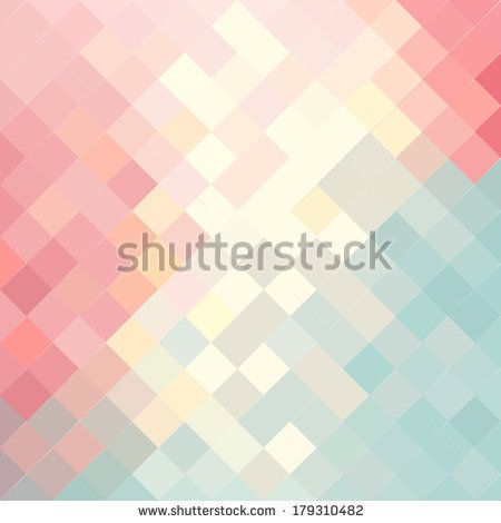 Vector background in pastel colors geometric trendy pattern explore hipster background vector background and more voltagebd Image collections