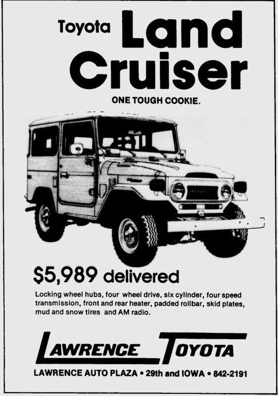 80 toyota land cruiser accessories