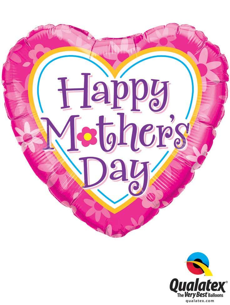 Qualatex Catalog Request Balloons Mothers Day Balloons Heart Balloons