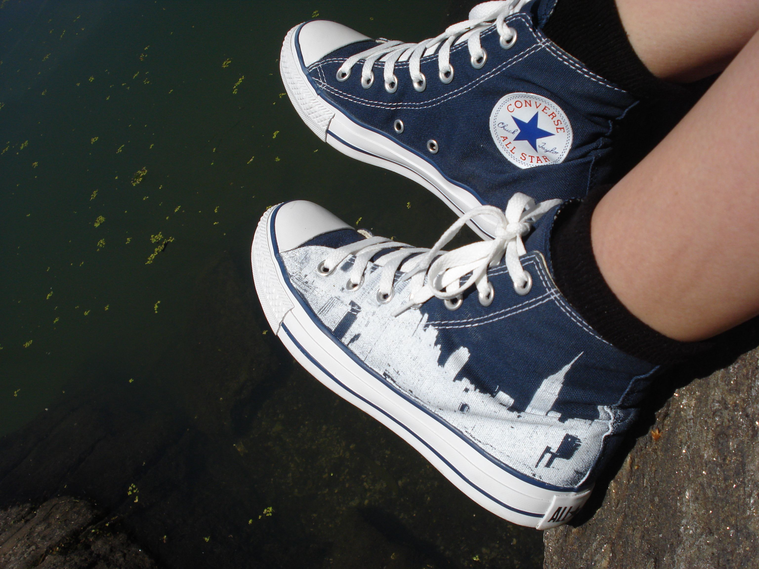 Customized Converse All Stars | Clothes | Converse shoes