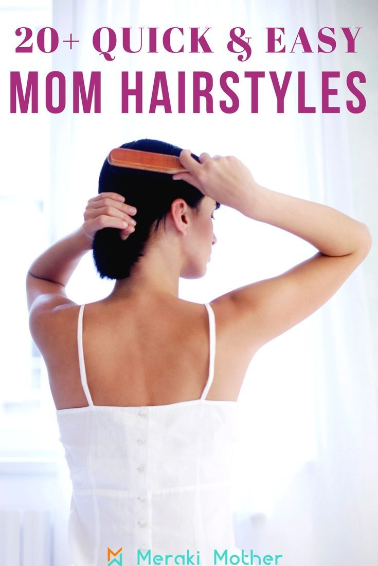 Quick and easy mom hairstyles momus run the world group board