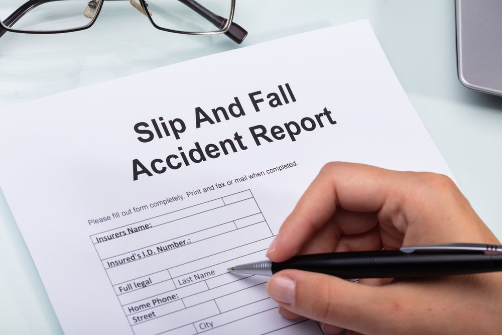What Damages Will A Slip And Fall Lawsuit Recover In Tx In 2020 Slip And Fall Back Injury Injury