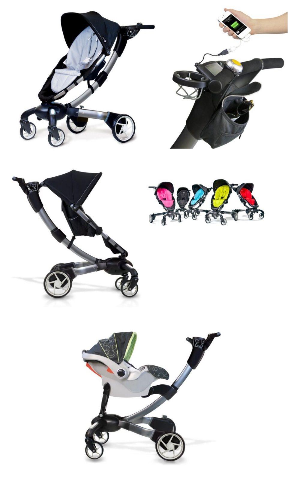 4moms Origami Stroller Power Folds Itself Origami Stroller