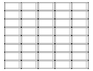 Blank Raffle Tickets | random | Pinterest | Printable raffle ...