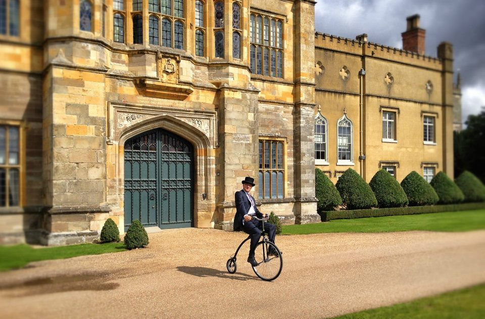 Cycle back in time and discover the elegance and romance of the penny farthing at select National Trust properties. Mr Phoebus offers the unique opportunity to hire rideable penny farthings at these stunning historic places. Cycle through their picturesque settings and recapture the splendour of this Victorian icon. A truly memorable day out!