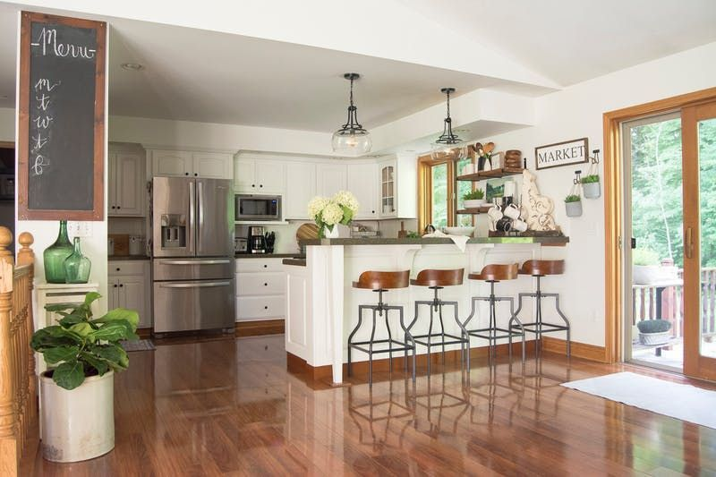 fill space by sink with decoratives budget kitchen makeovers 5000 or less kitchn k budget on kitchen remodel under 5000 id=45590