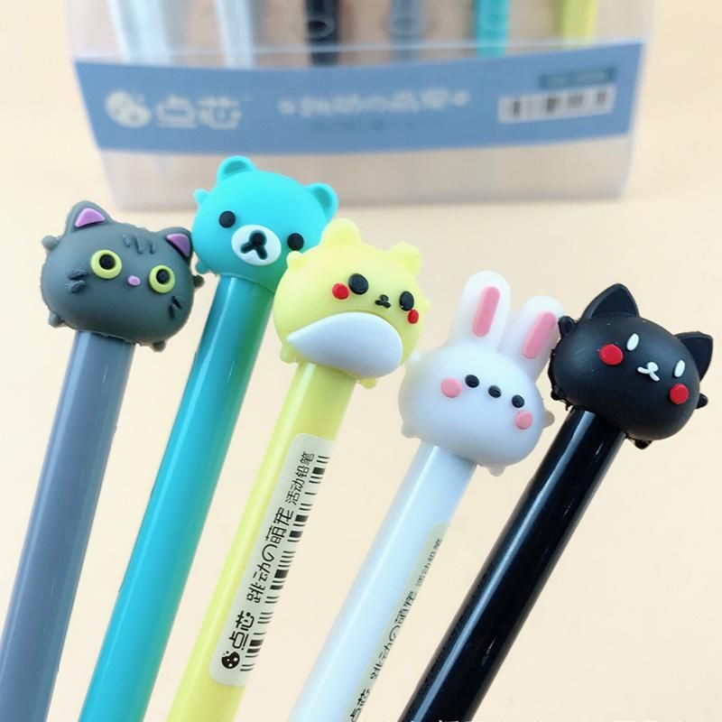 0.5//0.7mm Cute Pendant Mechanical Pencil Automatic Pen School Supply Stationery