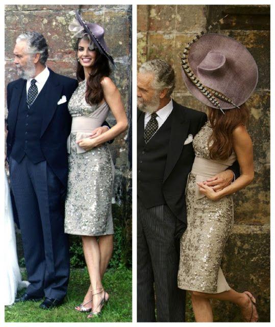 eugenia silva de elie saab | ideas para tu #look #invitada de #boda