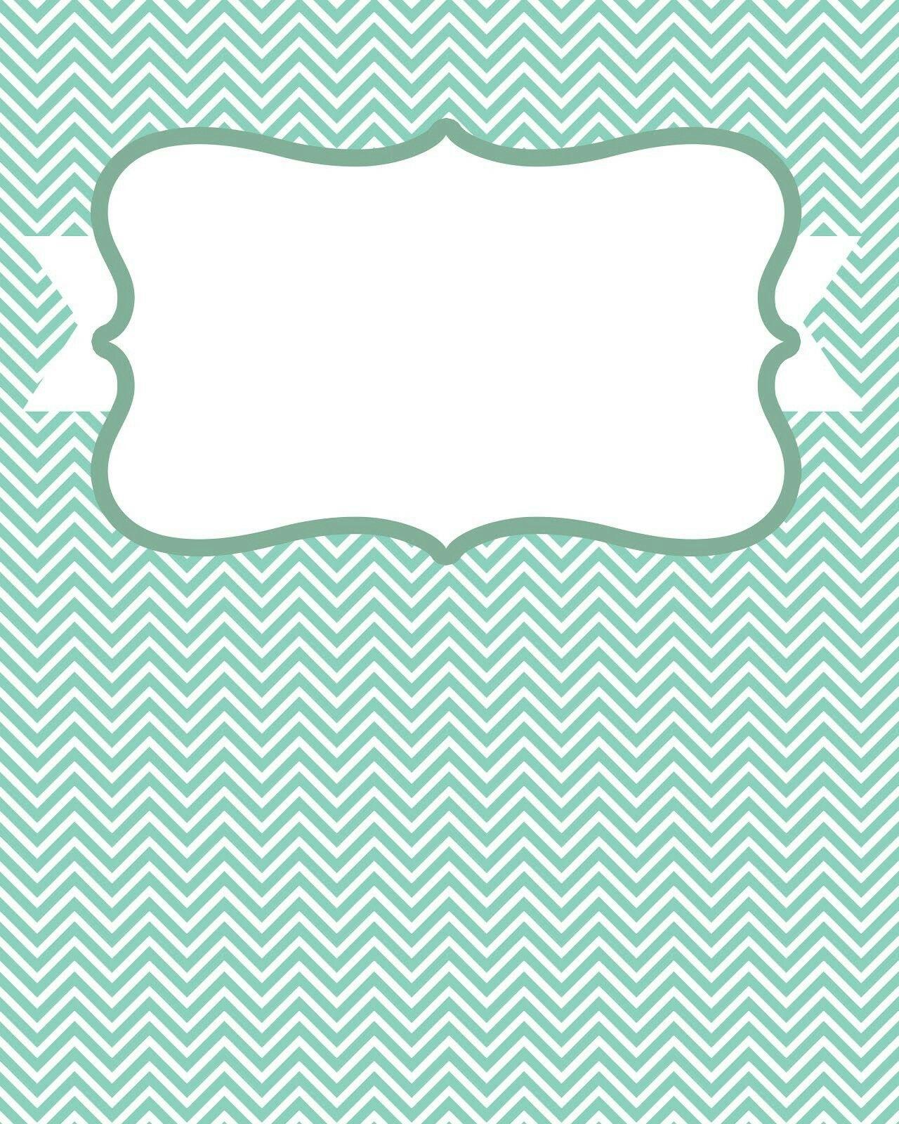 pretty binder covers