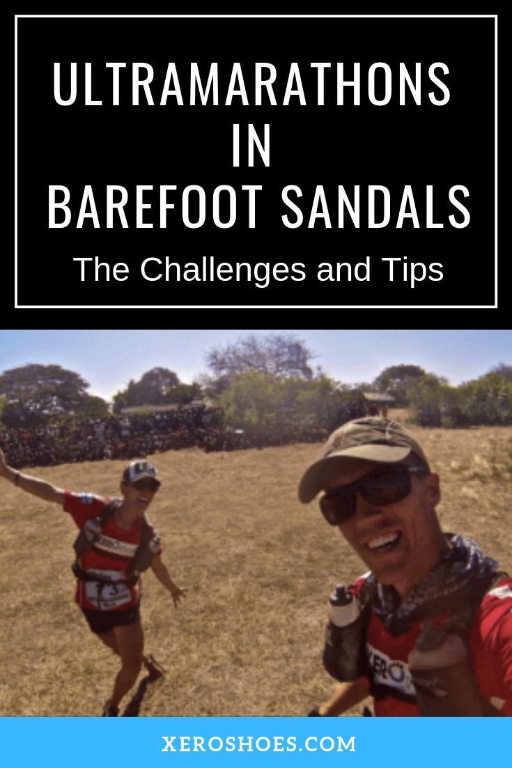Thinking of running an Ultramarathon in a barefoot sandal or shoe?  After a number of years we're sh...