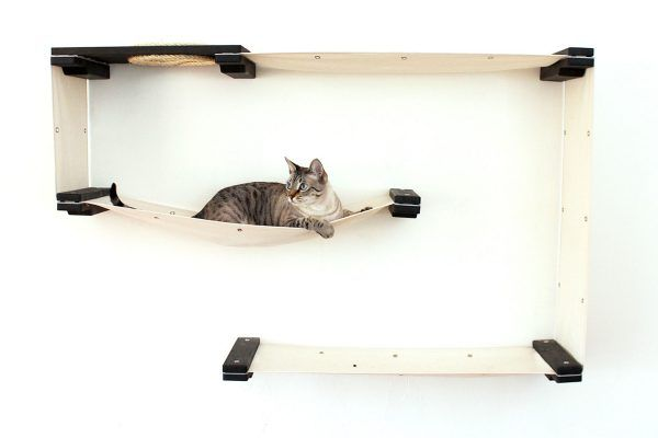 Maze Cat Wall Cat Wall Furniture Space Fabric