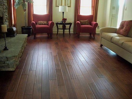 About Handscraped Laminate Flooring Builddirect Blog