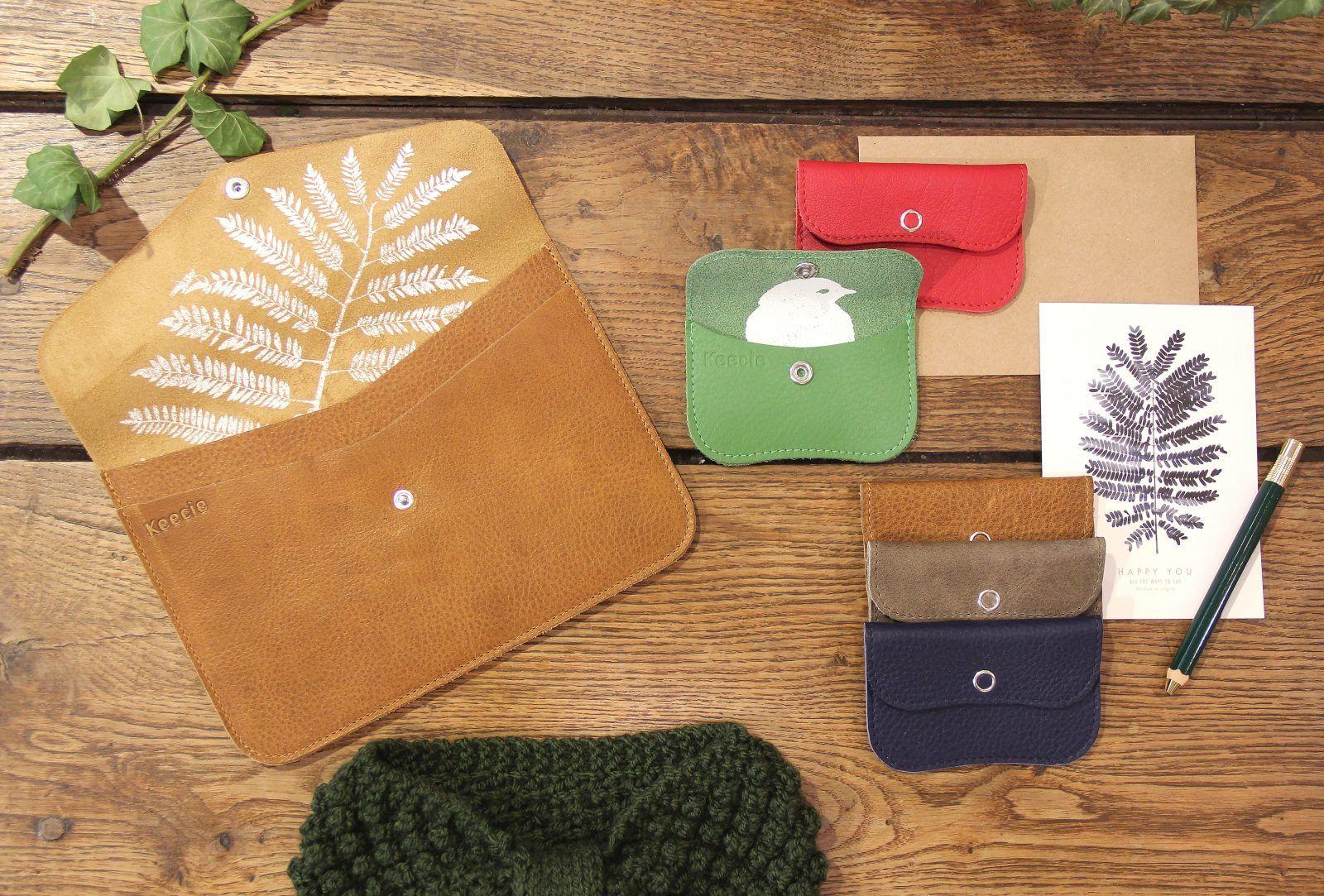 D Ou Vient Le Cuir keecie - maroquinerie - créateur - sacs, portefeuilles