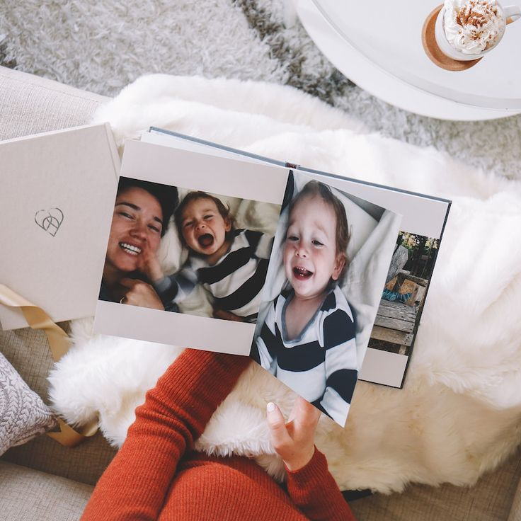 Photo Books Are Classic. Seriously, Foolproof Christmas