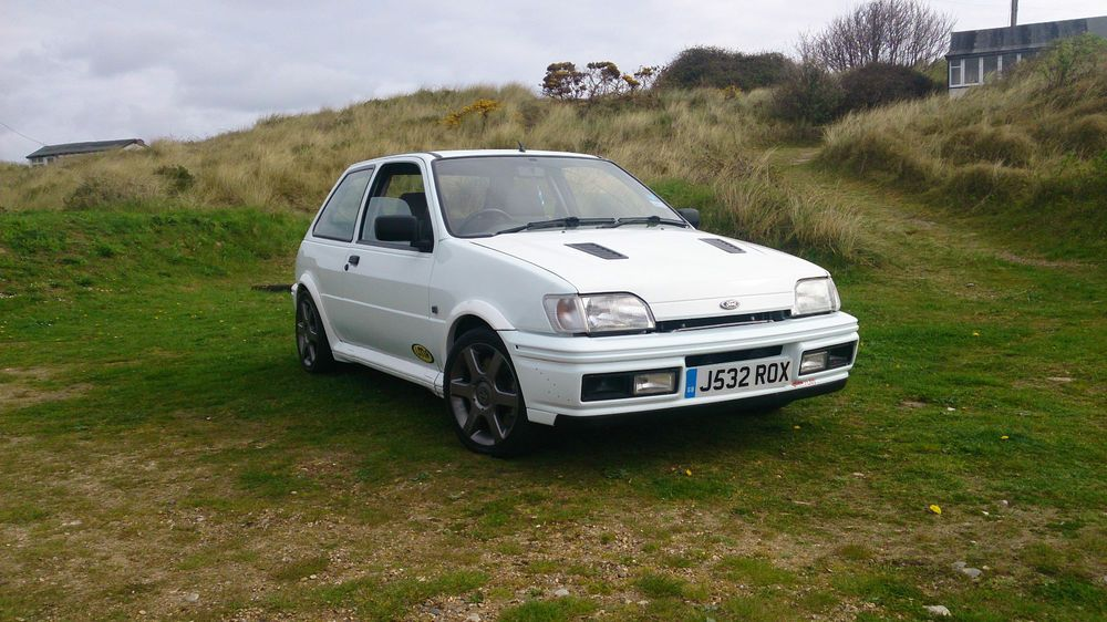 1991 Ford Fiesta Xr2i Rs Turbo 2 0 Zvh T3