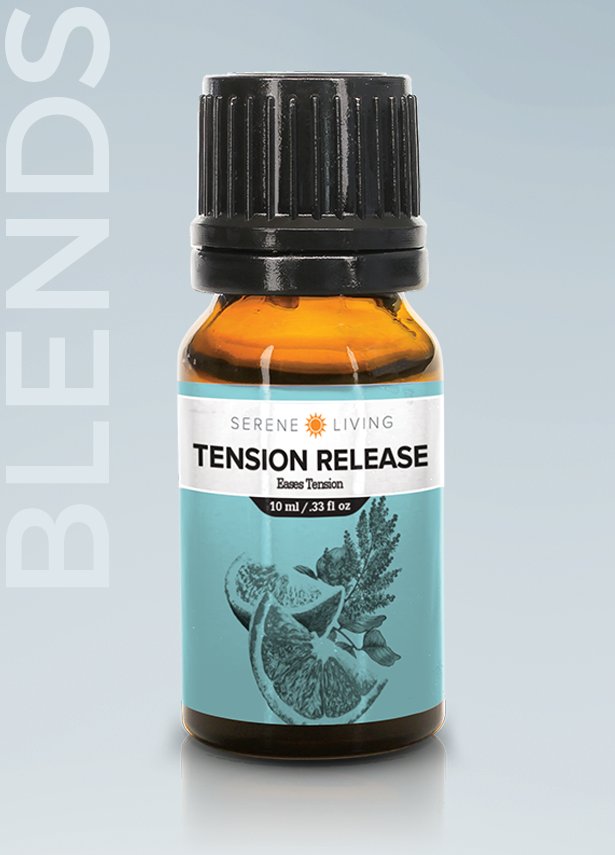 Tension Release Blend Sometimes life's tensions settle