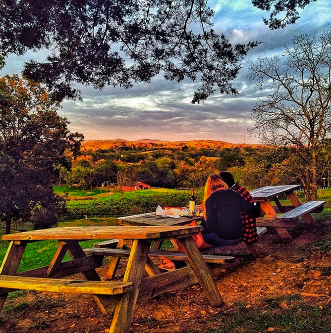 7 Best Places To Watch Sunsets In Tennessee Nashville