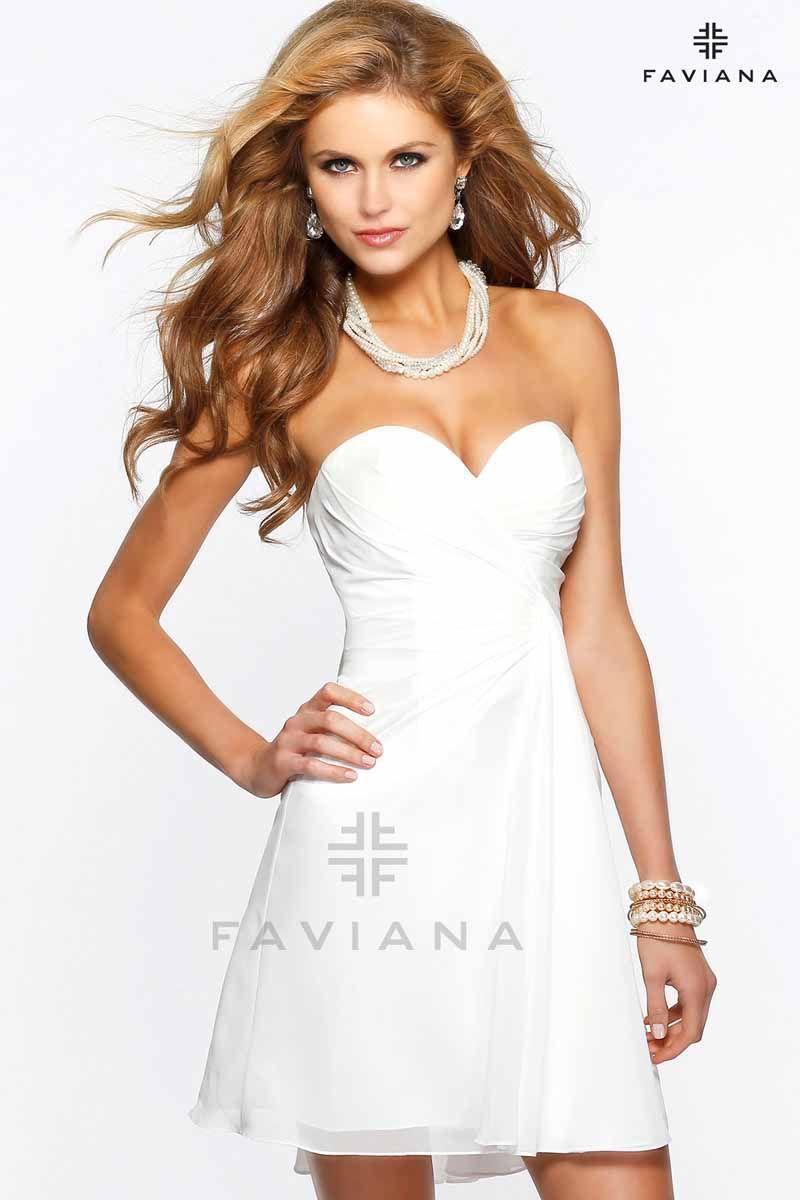 Faviana 7075 | Faviana Dresses | Pinterest