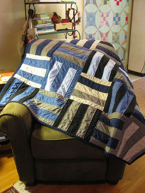 Quilt Done! by robynsnest77, via Flickr