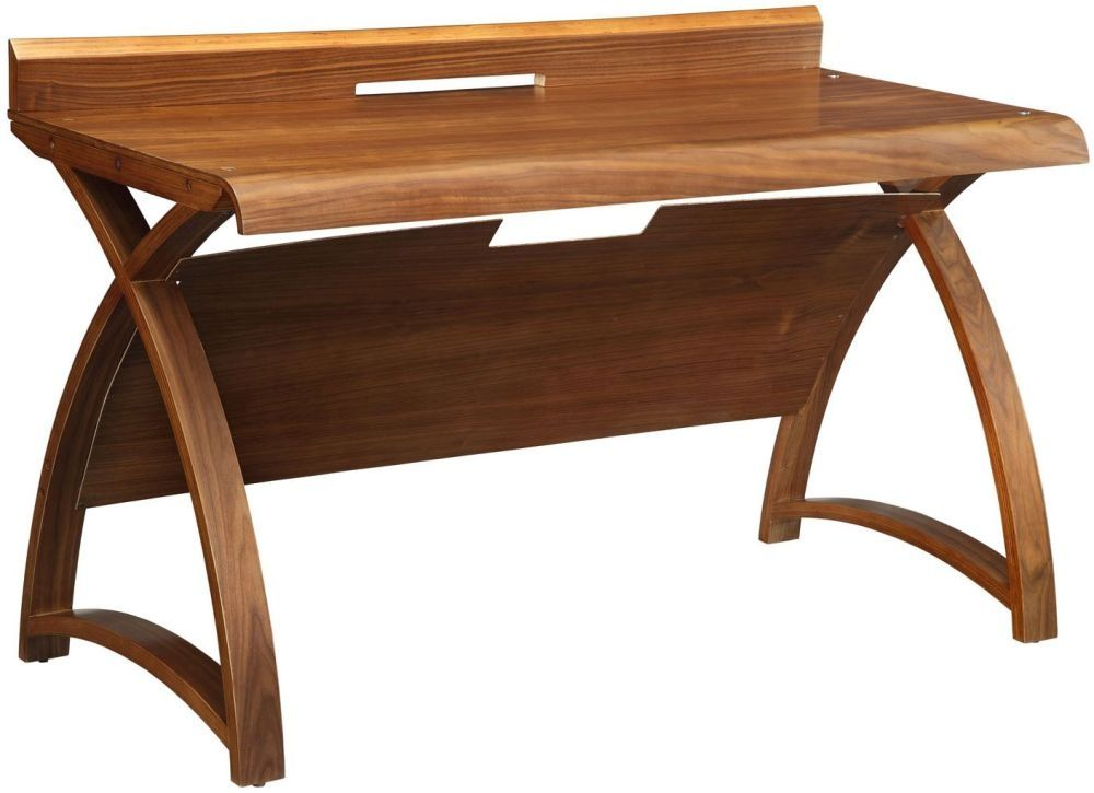 buy home office furniture give. Place The Walnut Desk From CFS UK In Your Newly Constructed Office And It Will Buy Home Furniture Give A
