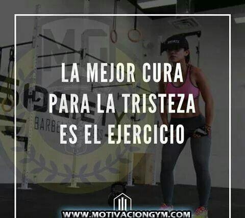La Verdad Es Que Si Motivacion Fitness Gym Motivación