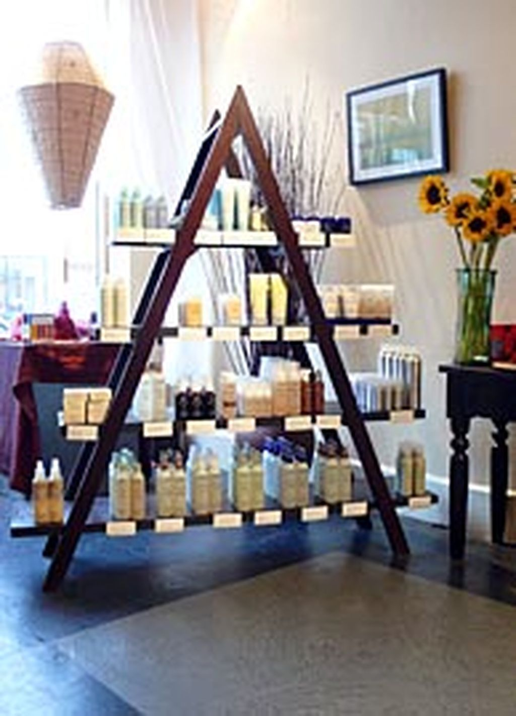 16 Retail Display Ideas 16  Salon retail display, Salon products
