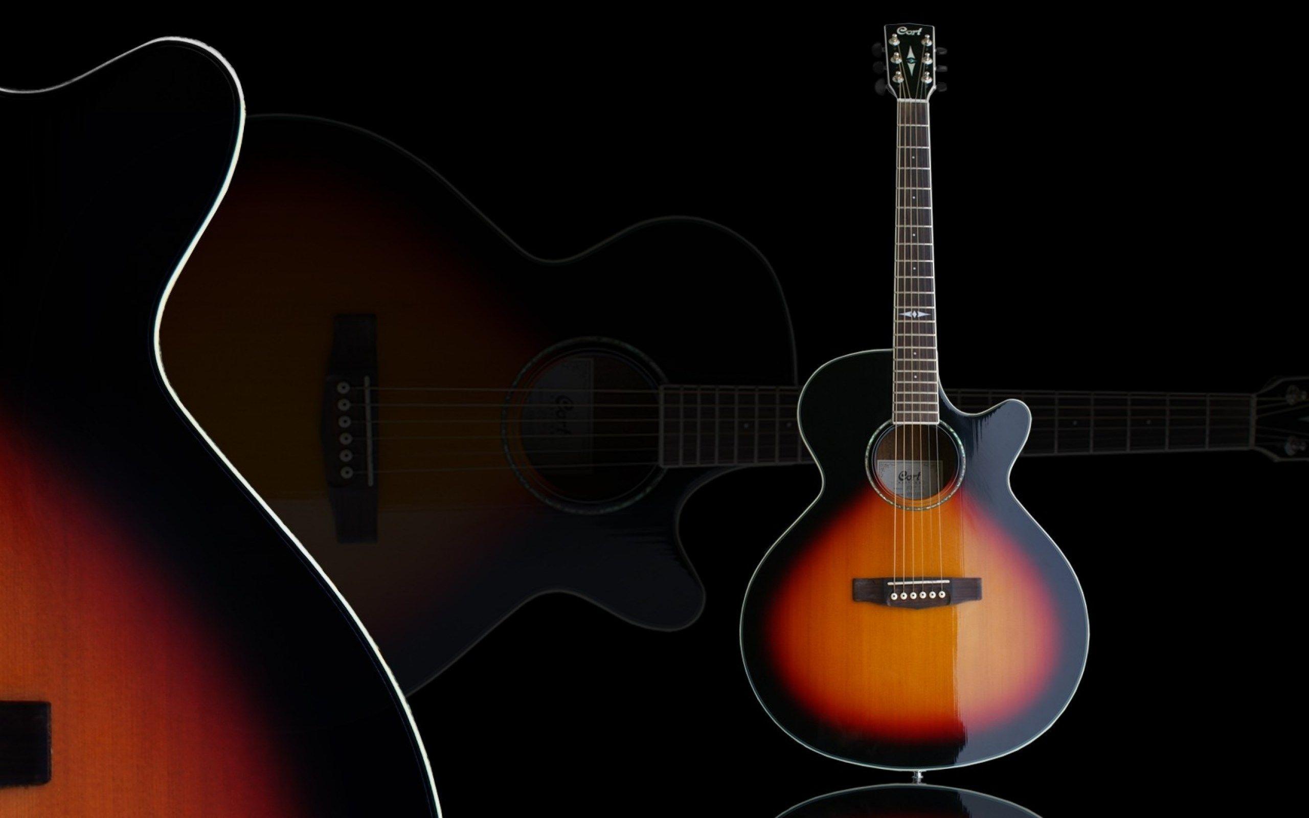 acoustic guitar desktop background sharovarka pinterest