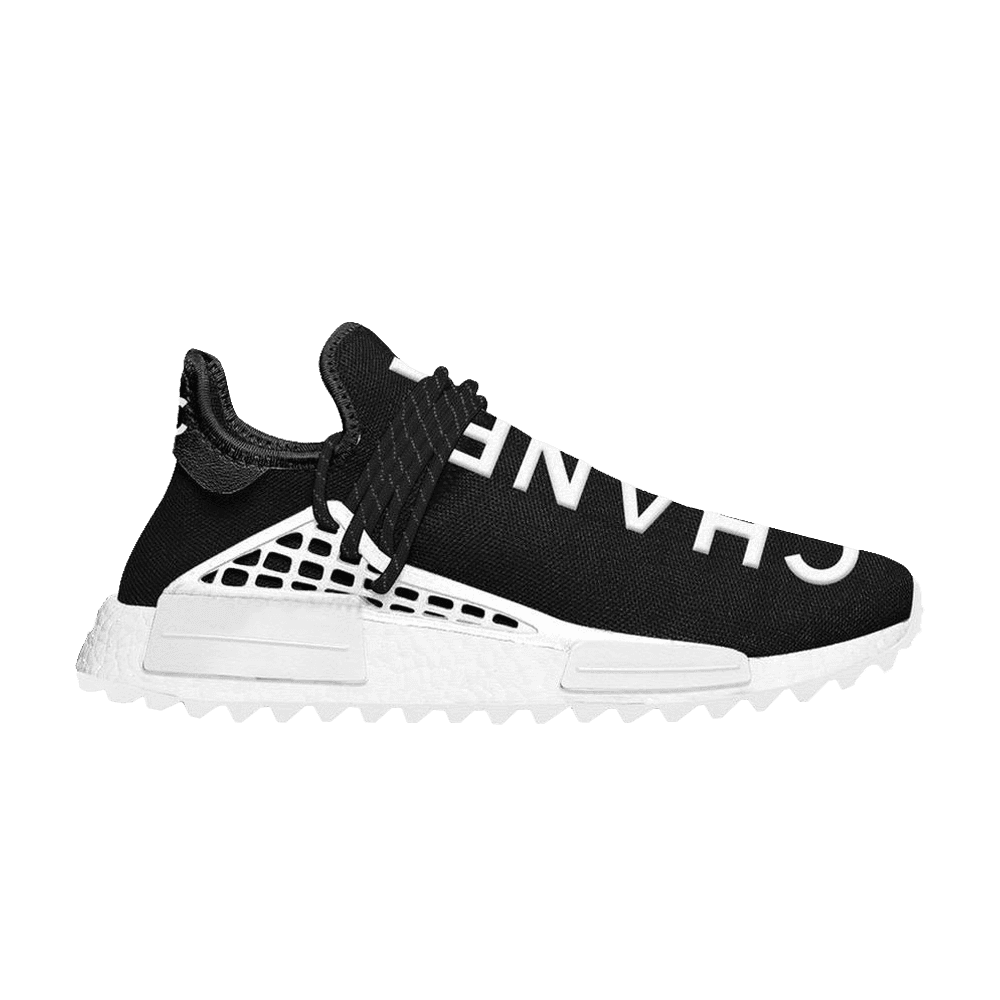fd3c56cb0 Pharrell x Chanel x NMD Trail  Human Race  - Adidas - D97921 - core black running  white