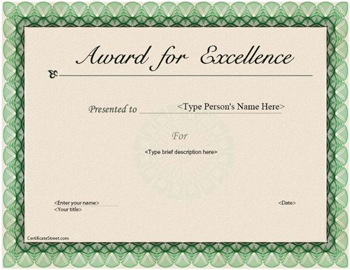Business certificate elegant award for excellence business certificate templates 21 stock certificate templates free sample example format blank printable word business certificate award for completion cheaphphosting Images