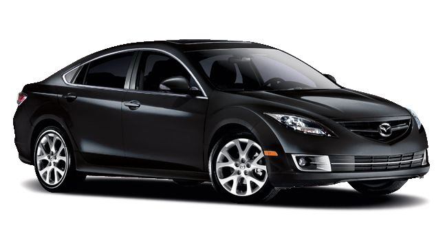2013 mazda 6 black  2013 Mazda6 Color  Ebony Black  Sense The