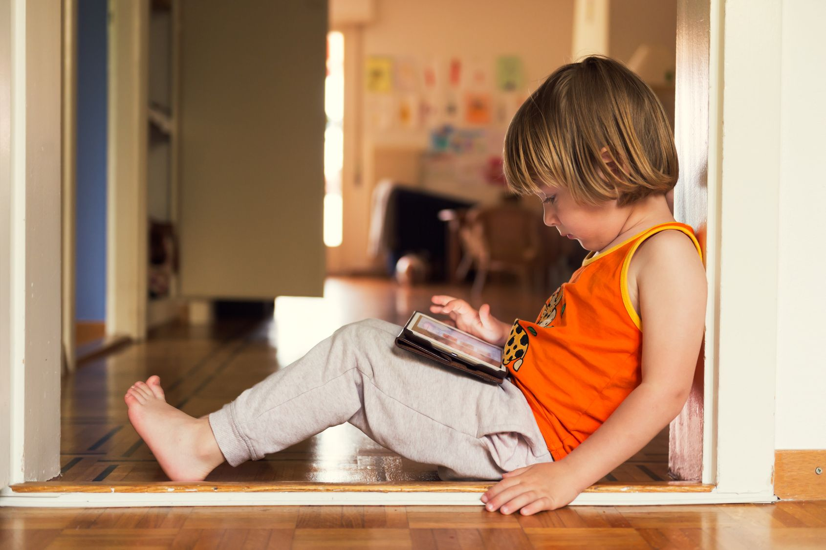 """Children growing up in an age of heavy gadget use are at risk of feeling chronic physical pain on top of showing signs of musculoskeletal dysfunction at a much earlier age compared with just a generation ago.  Put your children ahead of the curve and help them move through life with the elongated """"S"""" curve in the spine that's our birthright! Posture affects all our body's systems, from digestive to immune. Having correct postural alignment means having outright joy in moving your body!"""