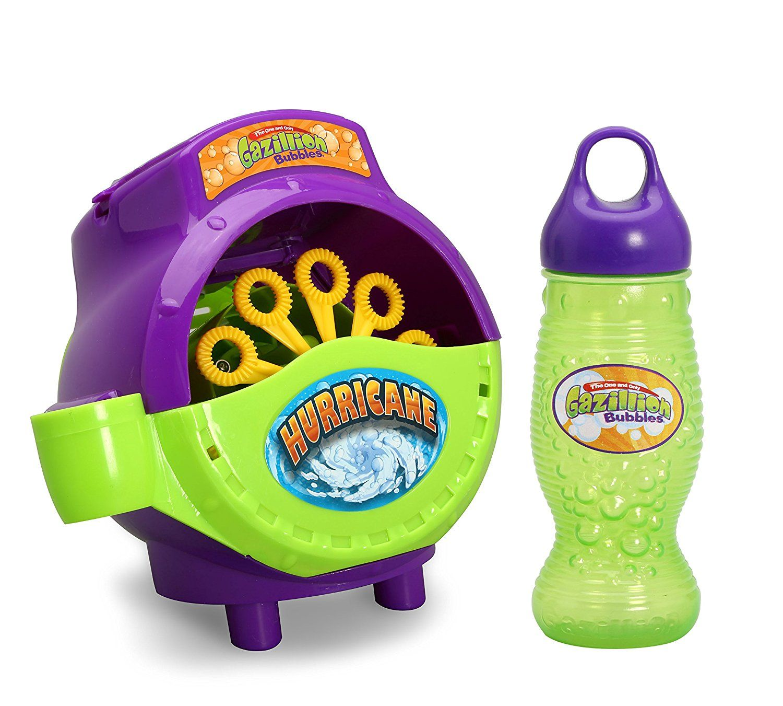 Gazillion Bubble Hurricane Machine Toys