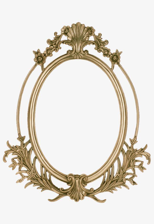 Golden Frame, Frame Clipart, Golden, Frame PNG Transparent