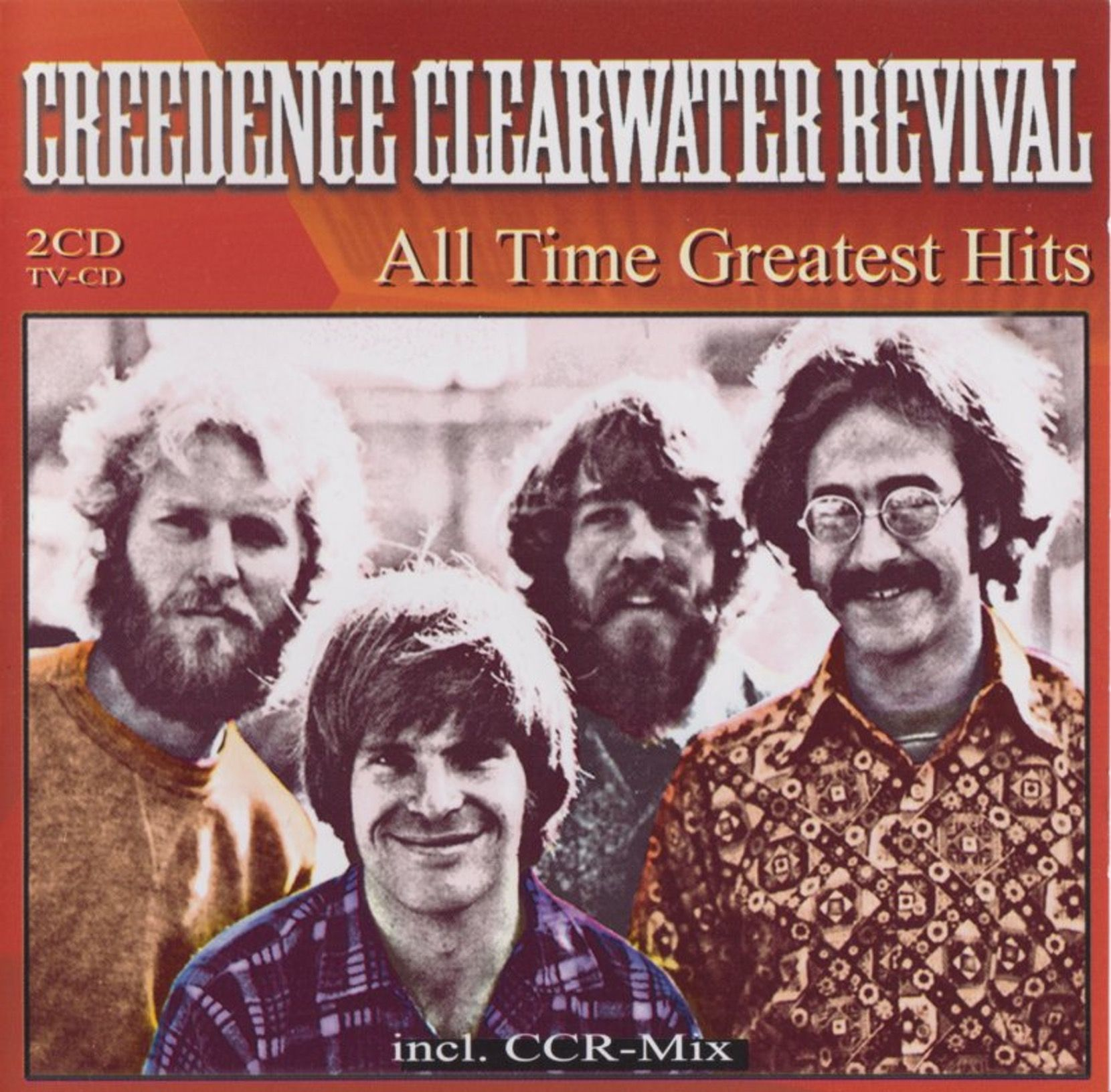 The 10 Best Greatest Hits Albums To Own On Vinyl Creedence Clearwater Revival Clearwater Revival Greatest Hits
