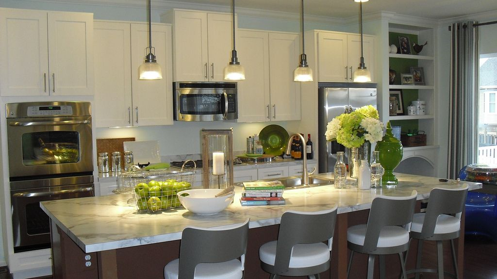 Cider Grove model home from The Orchard at New Market in Frederick County, MD.