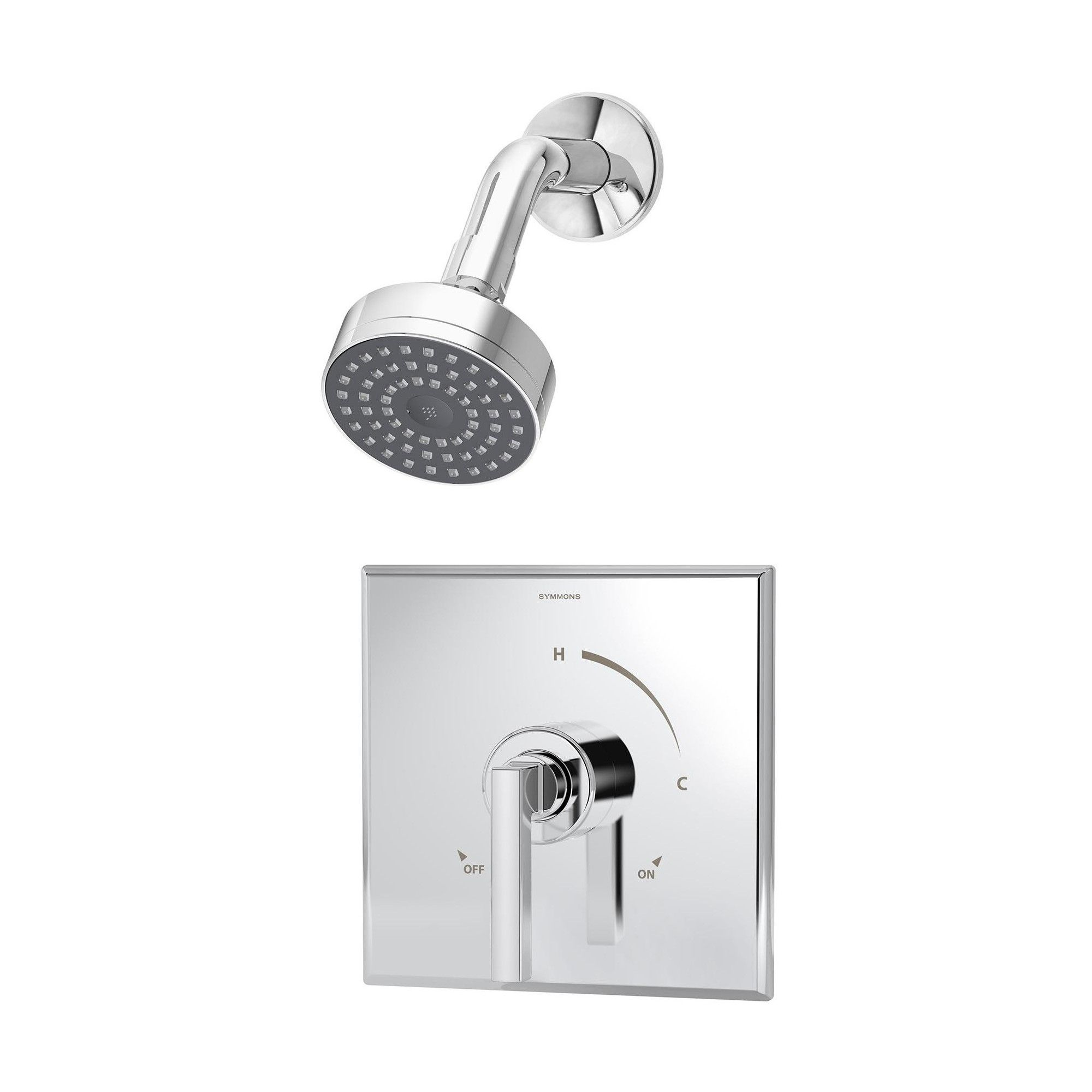 Symmons 3601 1 5 Trm Duro Shower Only Trim Package Polished