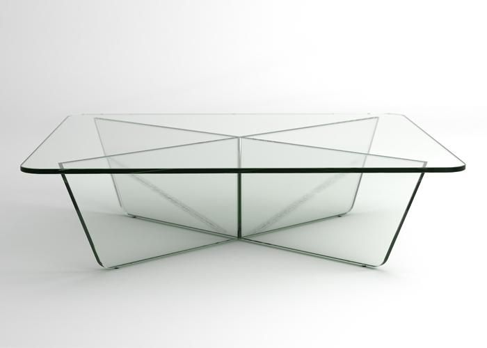 Wire Glass Coffee Table   Coffee, Glass and Glass furniture