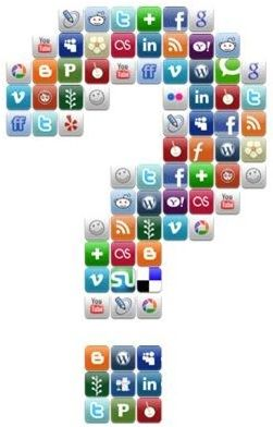 Which social media sites should you use?