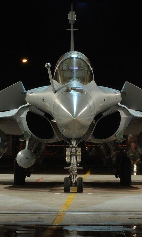 Military Dassault Rafale Jet Fighters Mobile Wallpaper