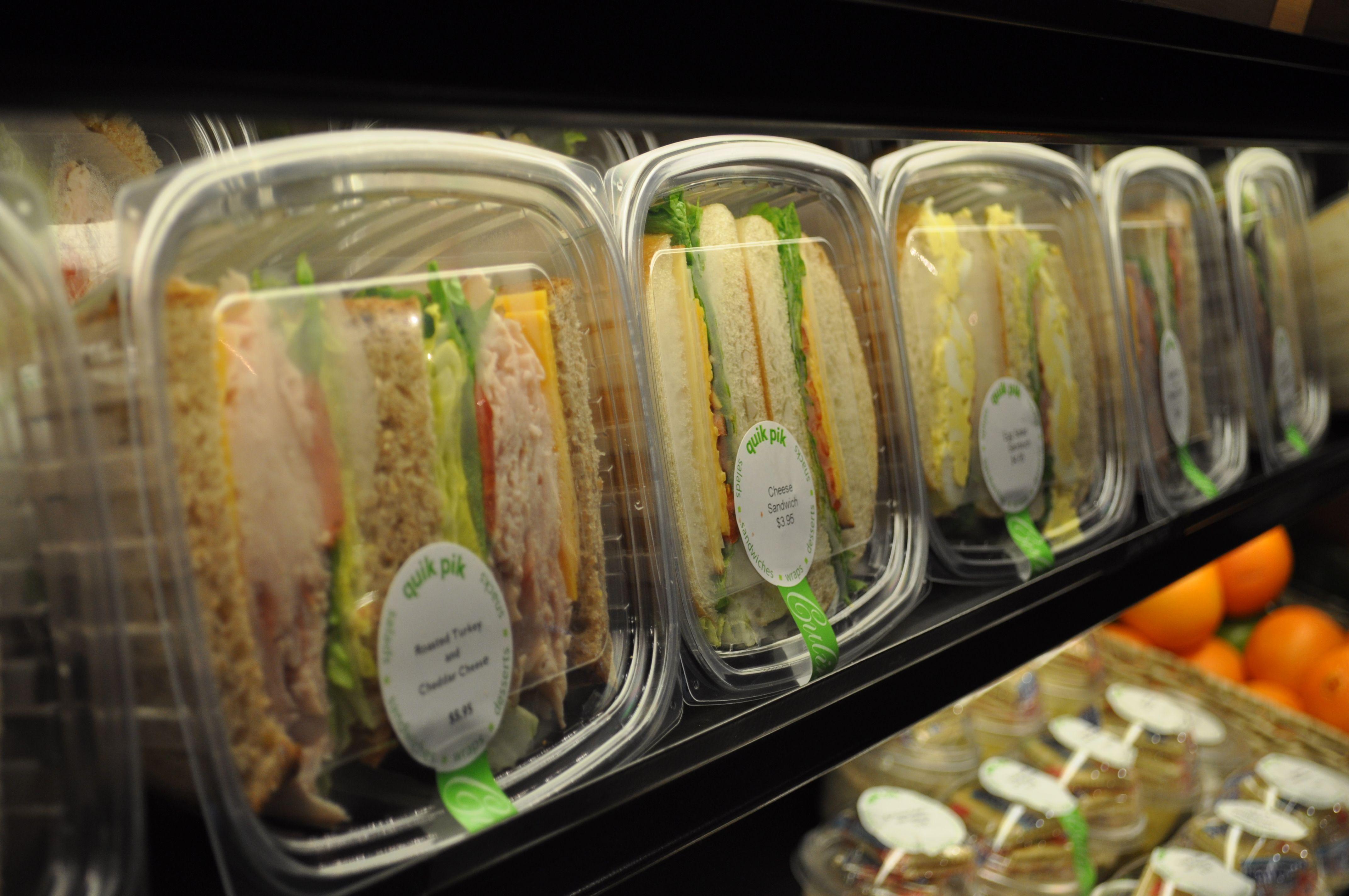 grab and go sandwiches  culinarttogo  umb in 2019