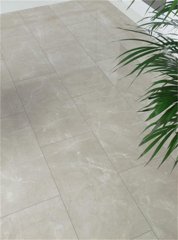 Bottocino Classico Cream Laminate Flooring Tile Effect Floor