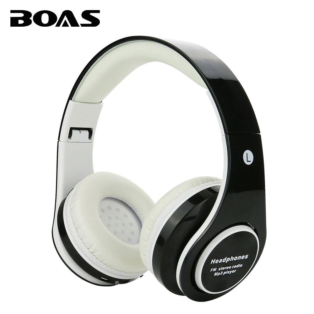 Boas New Wireless Bluetooth Stereo Headsets Foldable Bluedio Cck Ks Original 41 Headphones Headphone With Mic Support Fm Radio Tf Card