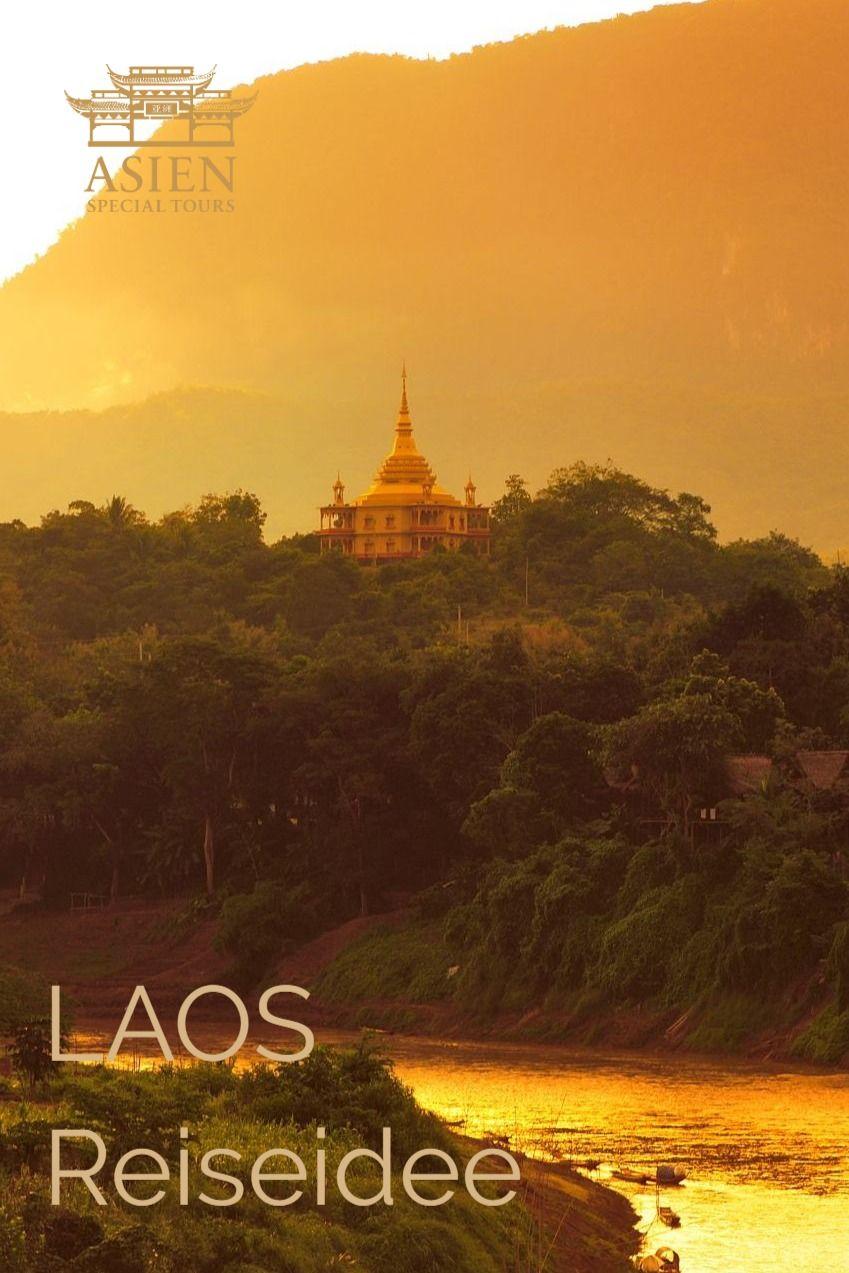 Laos Reiseidee Laos Mystisch Reiseideen