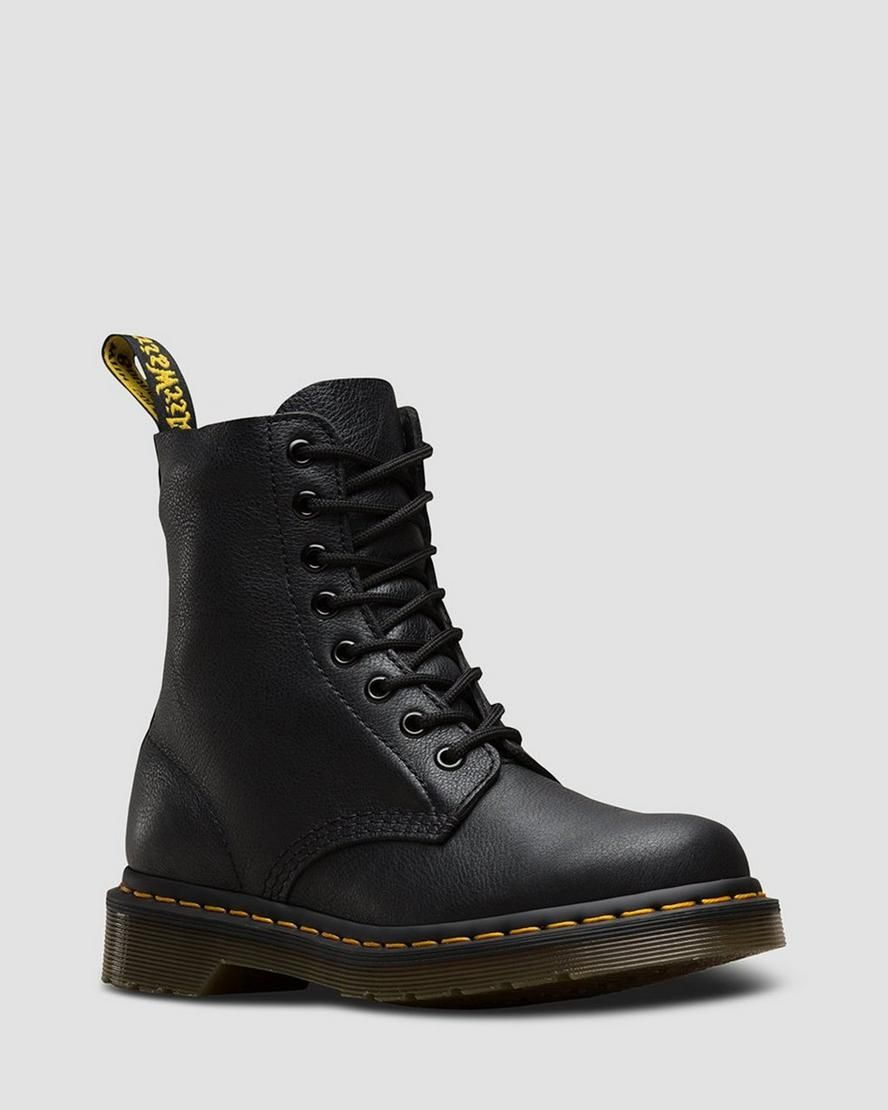 Dr Martens 1460 Women S Pascal Virginia Leather Boots Boots Womens Boots Dr Martens 1460