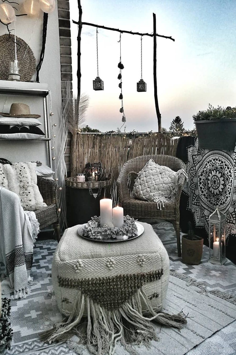Bohemian Home Decor Predictions For 2015