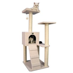 Cat Tree Condo » Armarkat Cat Tree Pet Furniture Condo | PetSmart