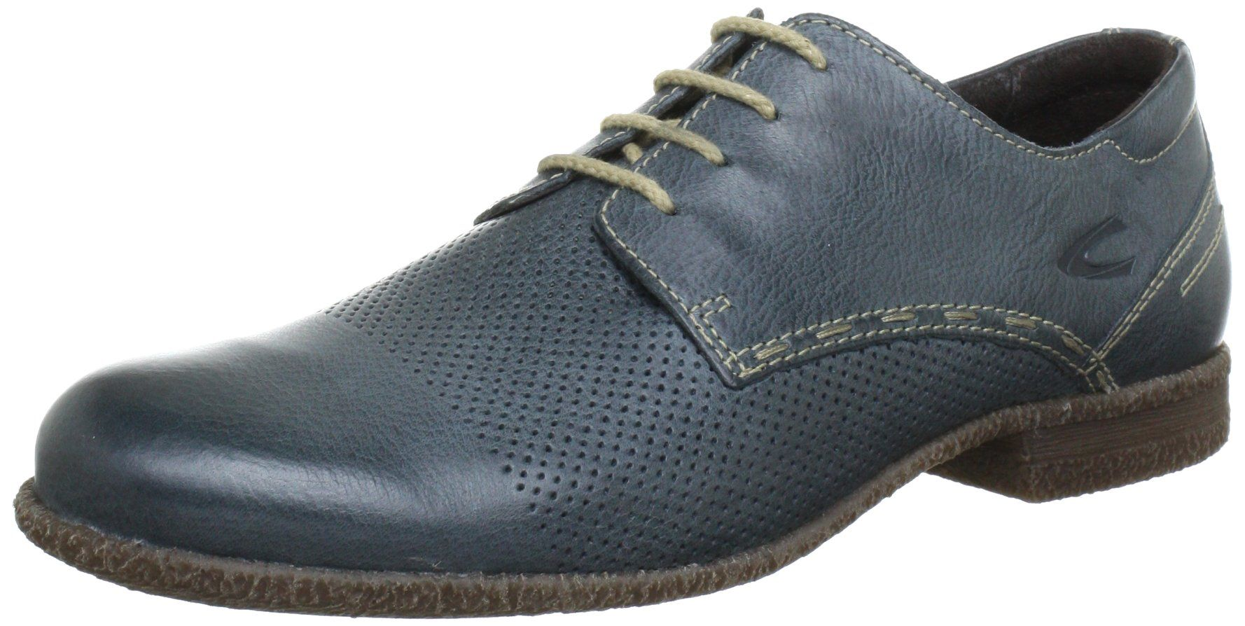 8af193f937 camel active Cadiz 11 Lace-Ups Men blue Blau (jeans) Size  40.5  Amazon.co.uk   Shoes   Bags