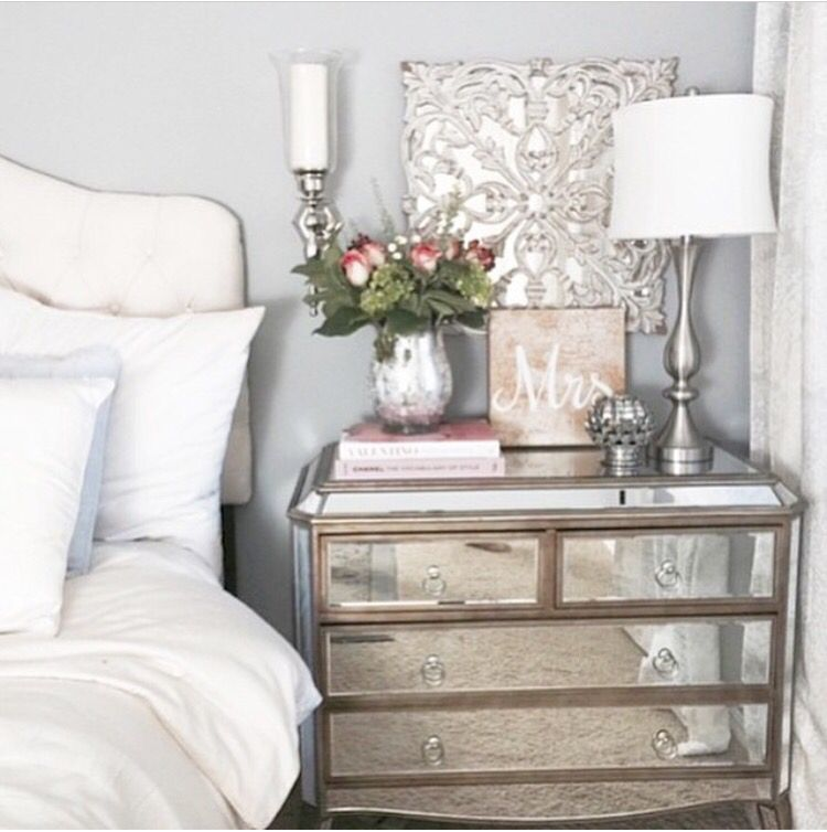 Home goods mirrored bedroom furniture home decor