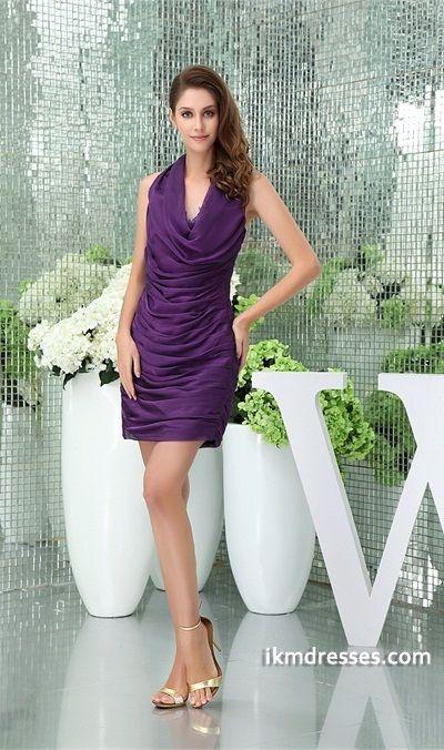 http://www.ikmdresses.com/Knee-Length-Sheath-Column-Sleeveless-Halter-Wedding-Guest-Dress-p20004